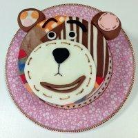 Tarta de oso Traposo para cumpleaños