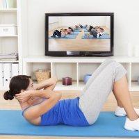 Ejercicio abdominal para mantener el vientre plano después del embarazo