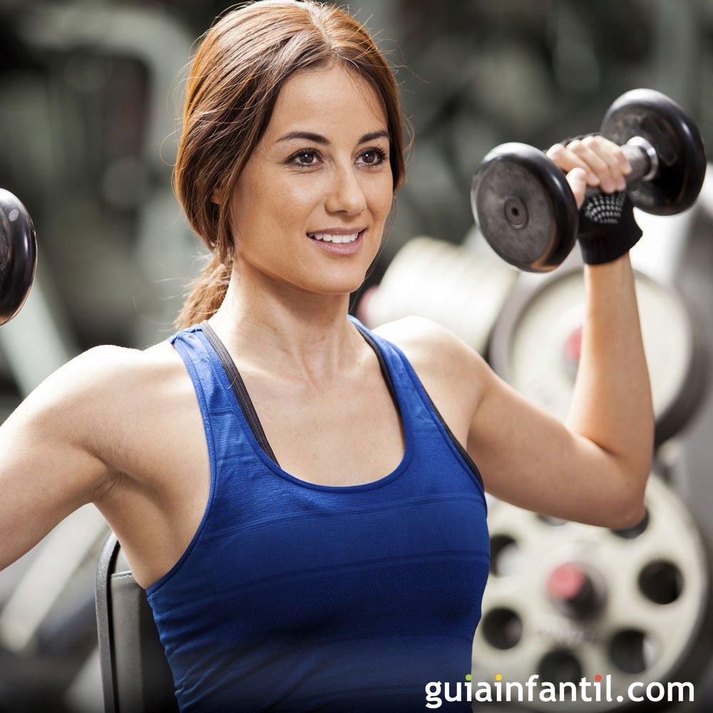 Lactancia y ejercicio