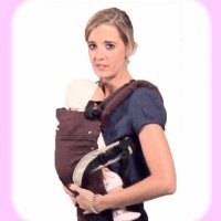Portabebés. Llevar al bebé con una mochila