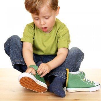Autonomía física y emocional de los niños