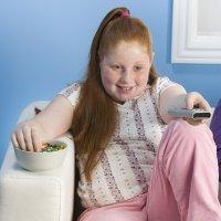 Obesidad y malos hábitos de alimentación