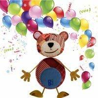 Canción de cumpleaños feliz a ritmo de samba