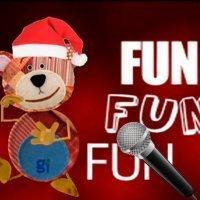 Karaoke de villancicos. 25 de Diciembre fun fun fun