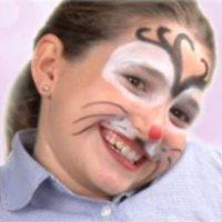 Cómo hacer un maquillaje de reno a los niños
