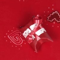 Envoltorios para regalos de Navidad con material de reciclaje