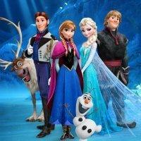 Película para niños de Navidad. Frozen, el reino del hielo