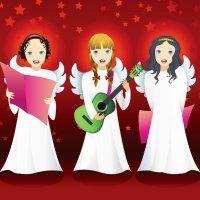 Canción de Navidad de coro infantil. Carol Bells