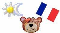 Aprende los opuestos en francés