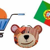 Aprende las frutas en portugués. Traposo va de compras