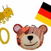 Aprende alemán. Los números del uno al diez