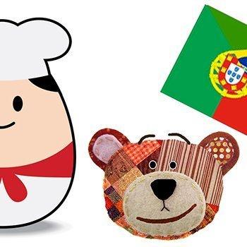 Las profesiones en portugués
