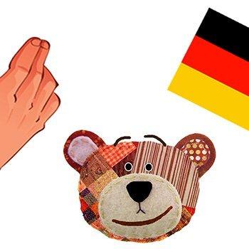 El cuerpo humano en alemán