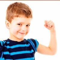 Fortalece a tus hijos. Educar niños optimistas