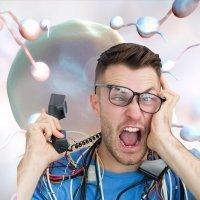 Qué problemas afectan a la producción de espermatozoides