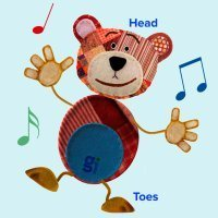 Head, Shoulder, Knees & Toes. Aprende inglés cantando