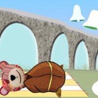 Canción infantil del oso Traposo. Frère Jacques