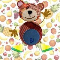Adivinanzas de frutas del Oso Traposo
