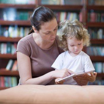 Cómo conseguir que al niño le guste leer