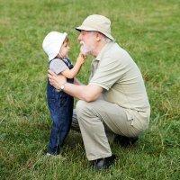 Todo lo que los abuelos aportan a los niños