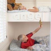 Cómo decorar una habitación compartida para niños