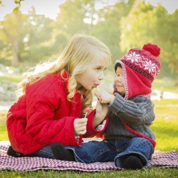 Consejos para enseñar al niño a ser generoso