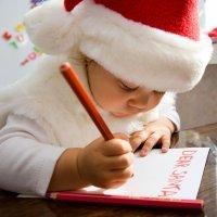 Cómo pueden escribir tus hijos la carta a Papá Noel