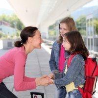 Colaboración de padres y profesores en la adaptación al colegio