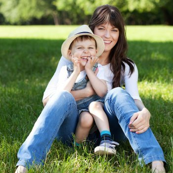 Masaje para reforzar el vínculo afectivo con tu hijo