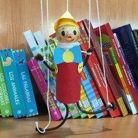 Así se hace una marioneta de Pinocho