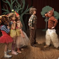 Por qué deben hacer teatro los niños