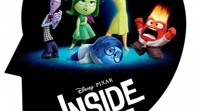 Inside Out Del Revs Pelcula sobre emociones para nios