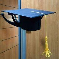 Cómo hacer un birrete o sombrero para la graduación del niño