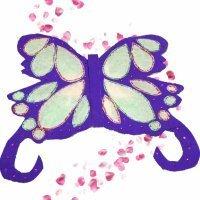 Cómo hacer unas alas de mariposa con cartón