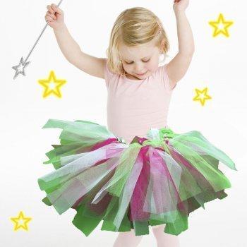Cómo hacer un tutú de bailarina para niñas