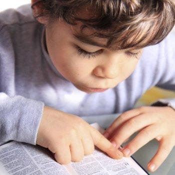 Detectar problemas de visión con la lectura