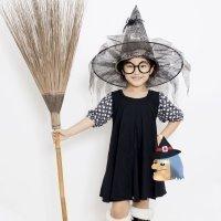 Cómo hacer un bolsito de bruja para Halloween