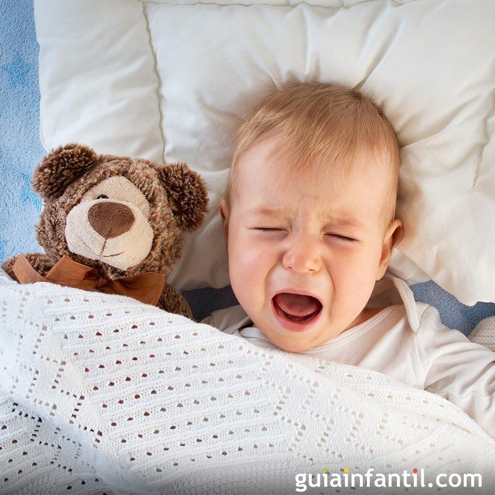El ni o no quiere dormir causas y soluciones - Soluciones para dormir ...