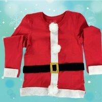 Cómo hacer un disfraz casero de Santa Claus