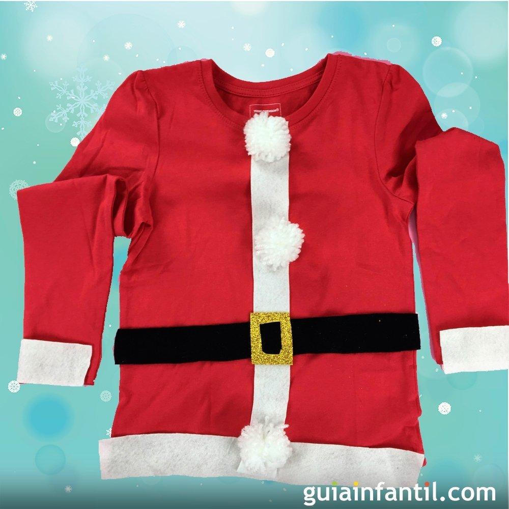 Como Hacer Un Disfraz Casero De Santa Claus - Como-hacer-un-disfraz-casero