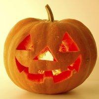Calabaza de Halloween para decorar una fiesta