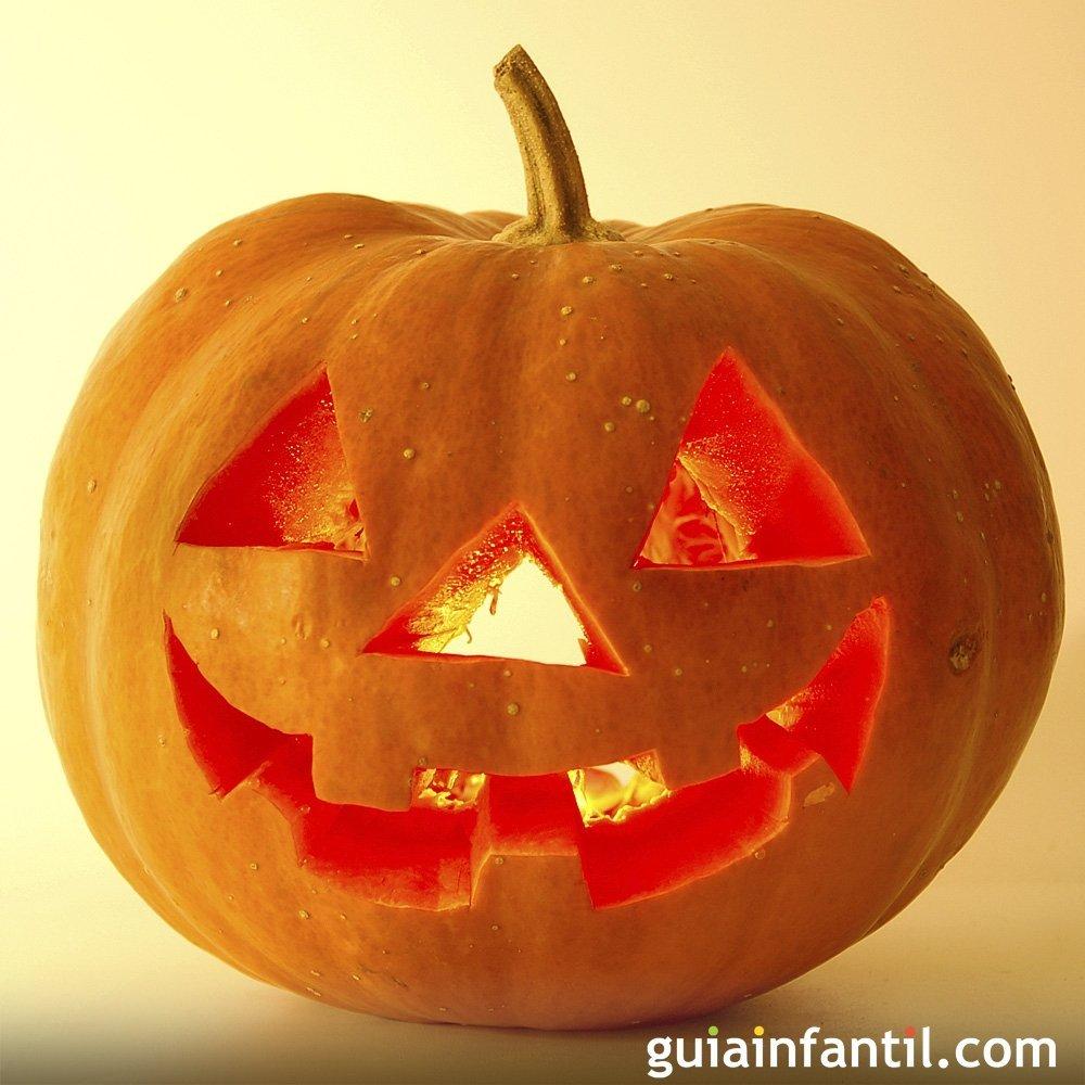 Cmo hacer una calabaza para Halloween de decoracin