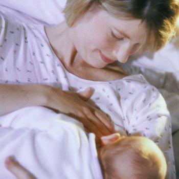 La ingurgitación mamaria en la lactancia