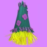 Cómo hacer un sombrero casero de Carnaval para niños