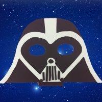 Cómo hacer una máscara casera de Darth Vader