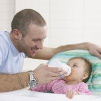 Consejos para iniciar la etapa del destete del bebé