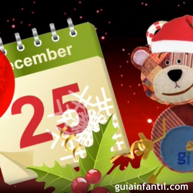 Felicitaciones De Navidad En Castellano.Feliz Navidad Villancico Para Felicitar Las Navidades