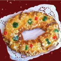 Roscón de Reyes, cómo hacerlo, receta de dulces de Navidad