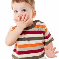 Los miedos típicos en los niños menores de 2 años