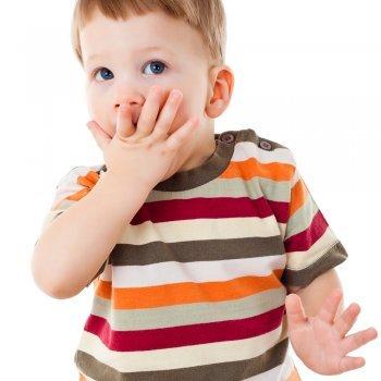 Miedos en niños de 0 a 2 años